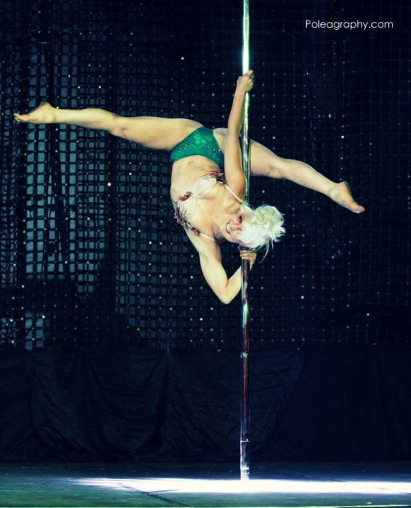 BrynnRoutePoleStrong