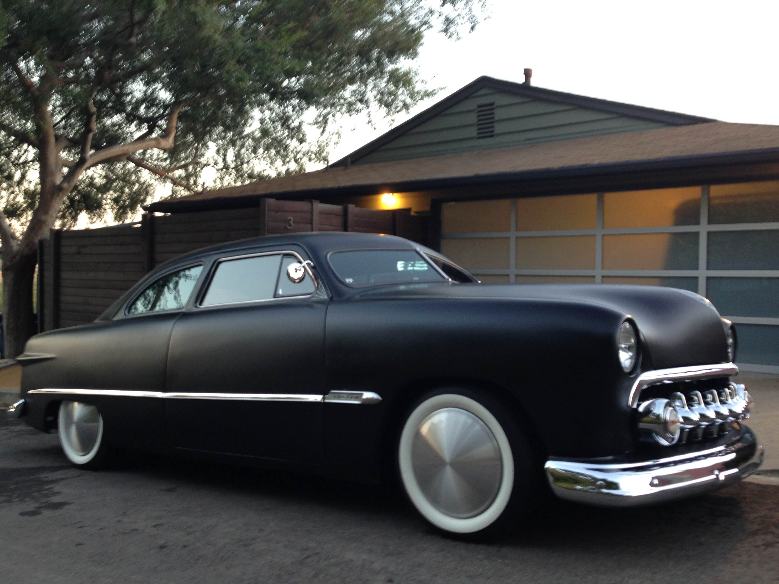 Tonya Kay's Pinup Pole Show » 1951 Ford Custom Coupe invited clic