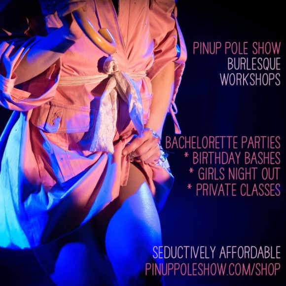 Burlesque Classes Los Angeles