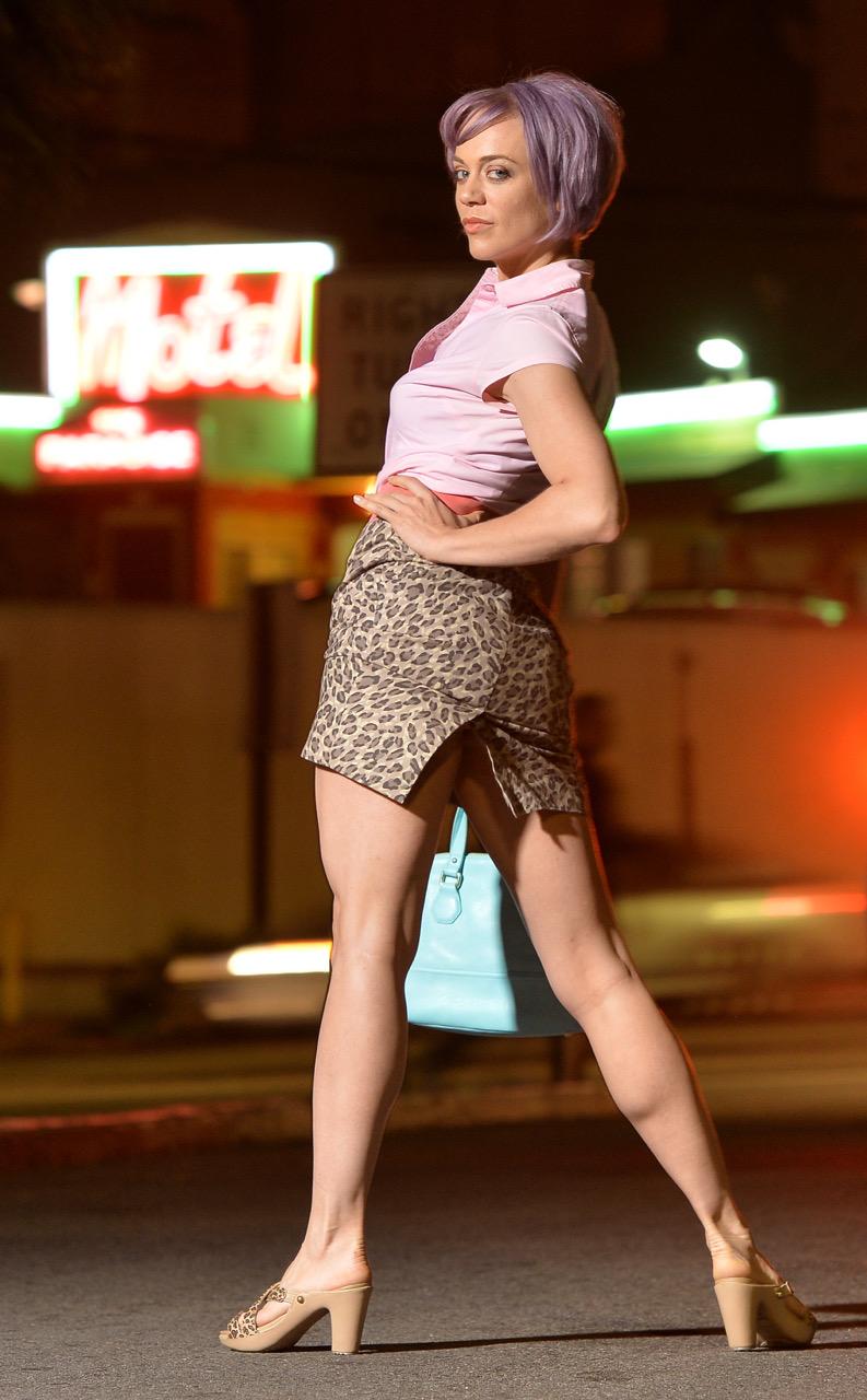 Tonya Kay's Pinup Pole Show » more pinup
